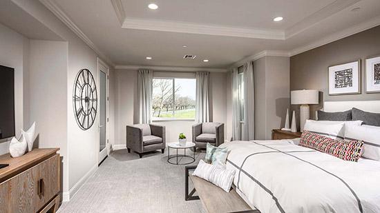 Camellia - Bedroom