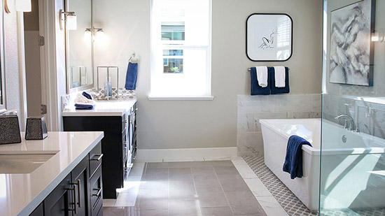 Skyline Ridge - Bathroom