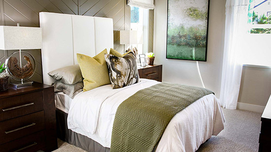 Skyline Ridge - Bedroom