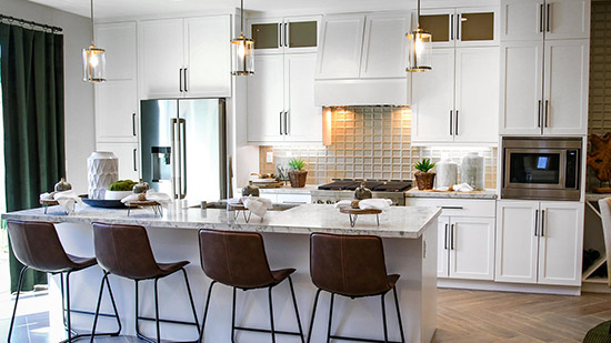 Skyline Ridge - Kitchen