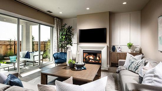 Camellia - Living Room