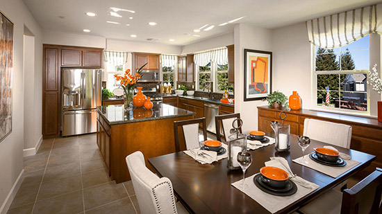 Turin Residence - Dining Room