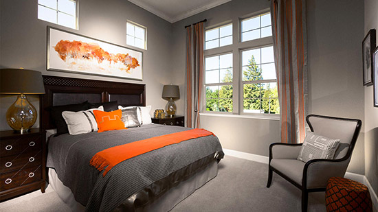 Turin Residence - Master Bedroom