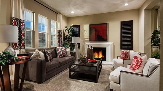 Dublin Veneto - Living-Room