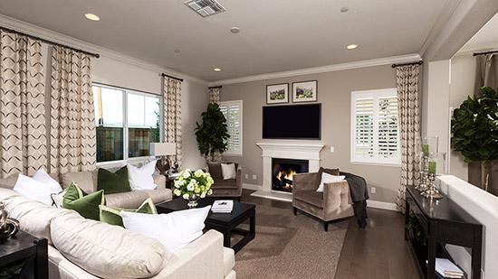 Fremont Jasmine - Residence Living Room