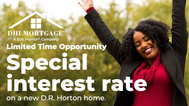 limited time special interest rate