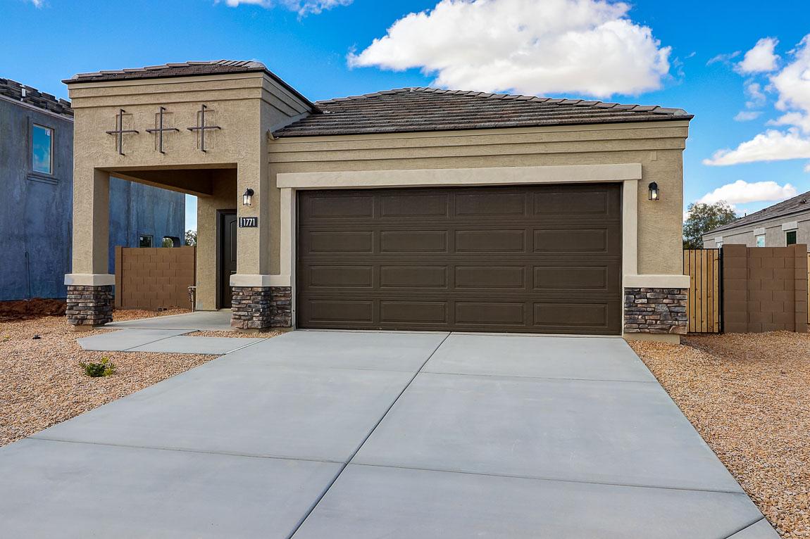 D.R. Horton Copper Basin Matterhorn Single Family Home for Sale
