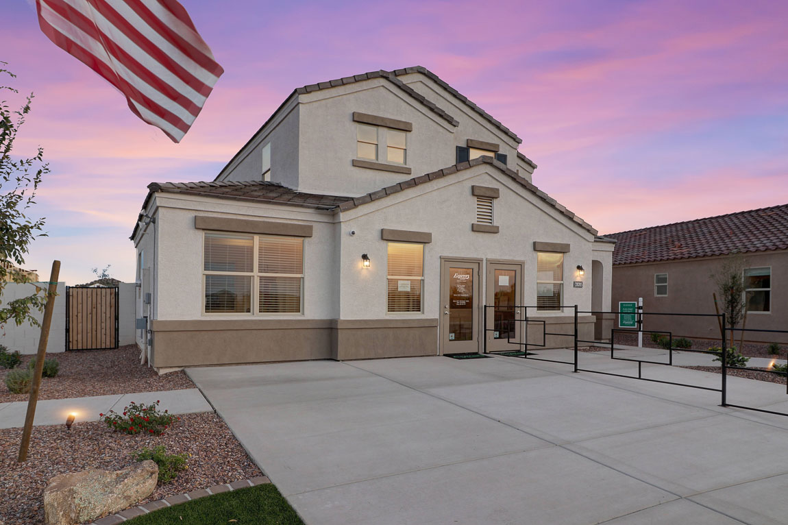 D.R. Horton Copper Basin Rainier Single Family Home for Sale
