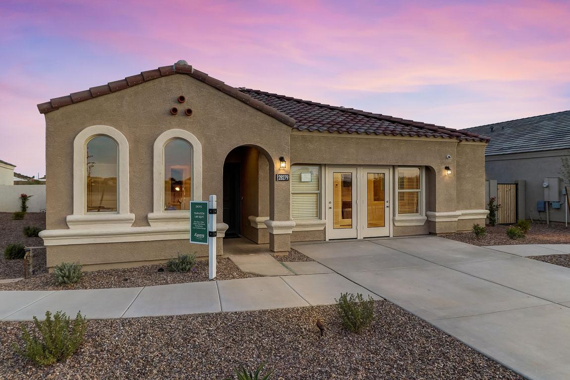 D.R. Horton Copper Basin Dove Single Family Home for Sale