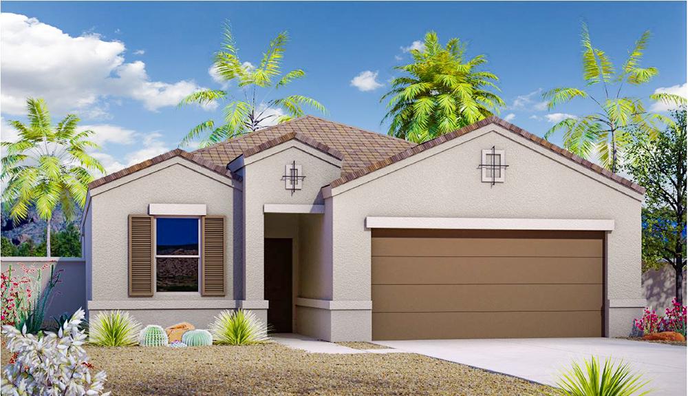 D.R. Horton Copper Basin Dahlia Single Family Home for Sale