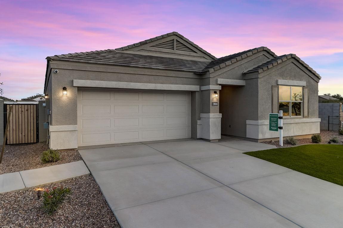D.R. Horton Copper Basin Blackstone Single Family Home for Sale