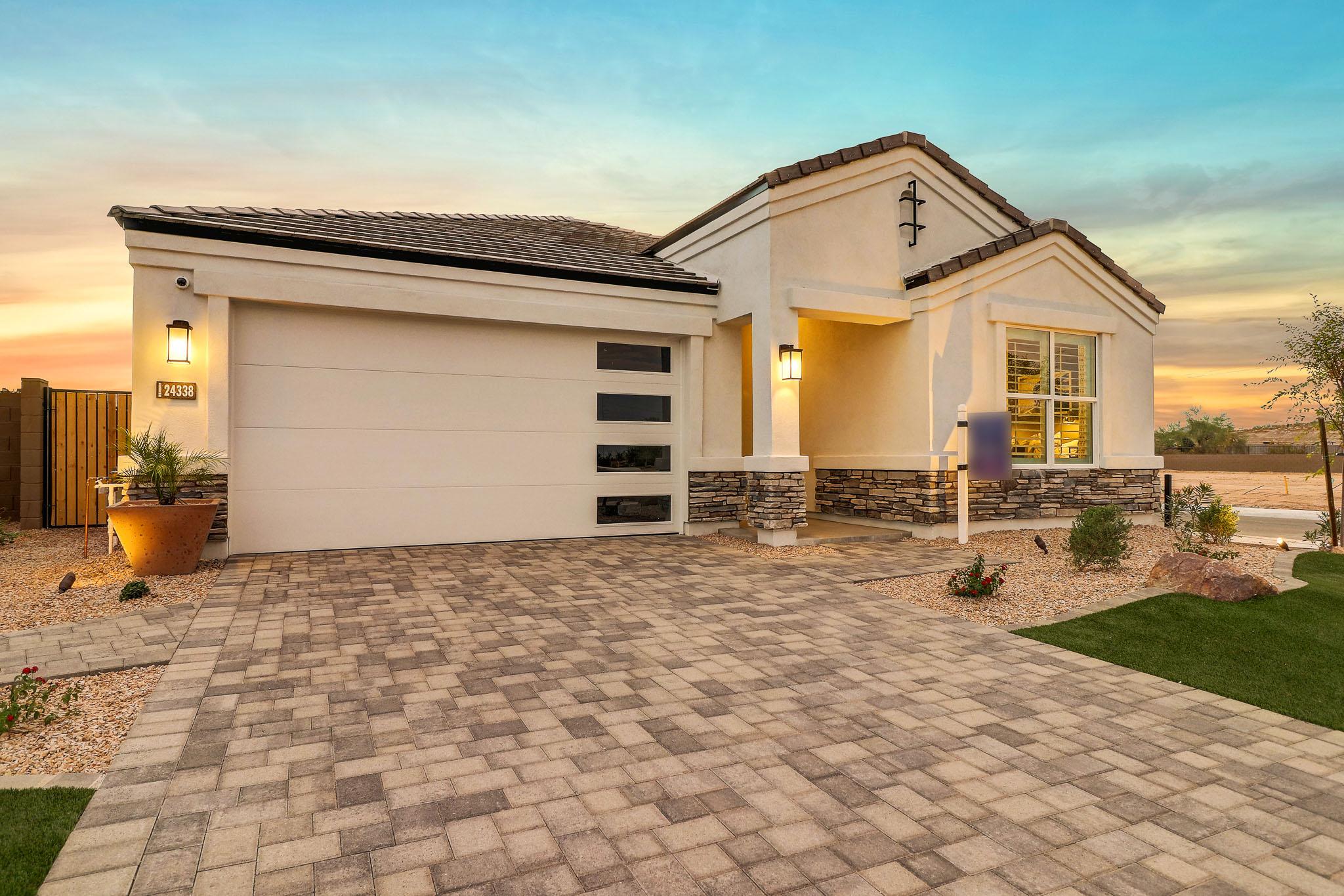 D.R. Horton Stone Butte Jordan Single Family Home for Sale