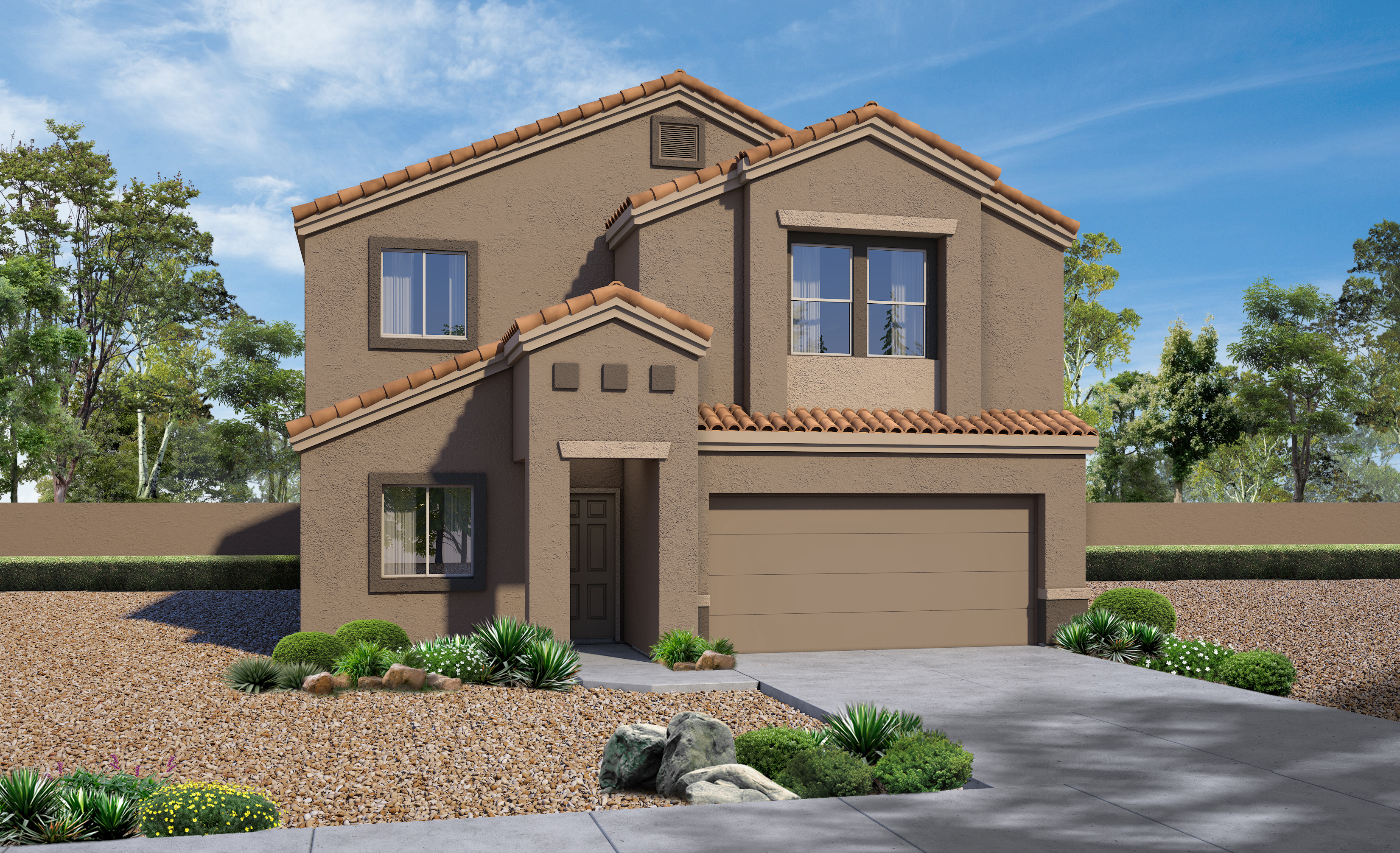 D.R. Horton Sycamore Vista Bronco - Plan 3582 Single Family Home for Sale