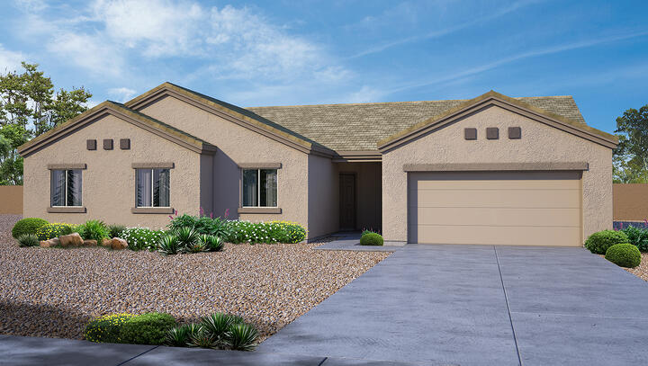 D.R. Horton Sycamore Vista Chaparral - Plan 6010 Single Family Home for Sale