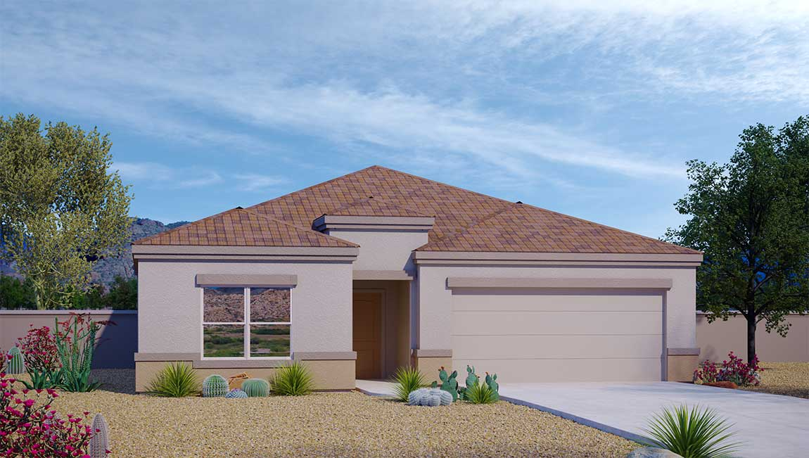 D.R. Horton Saguaro Bloom Freedom Earhart - Plan 1200 Single Family Home for Sale