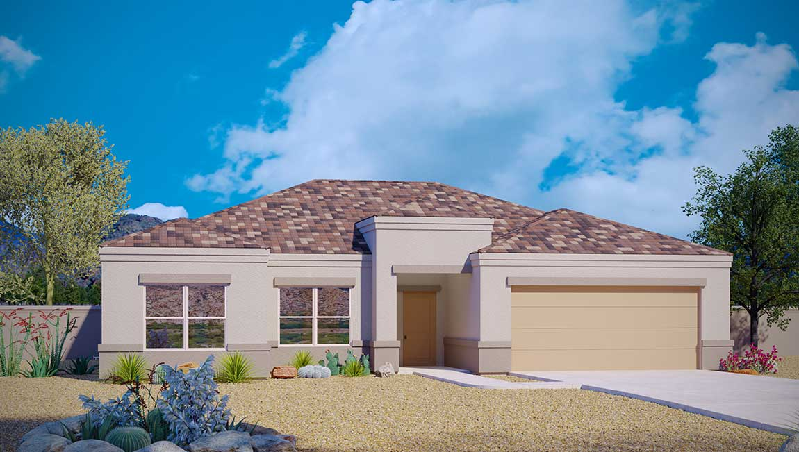 D.R. Horton Saguaro Bloom Freedom Thomas - Plan 1495 Single Family Home for Sale