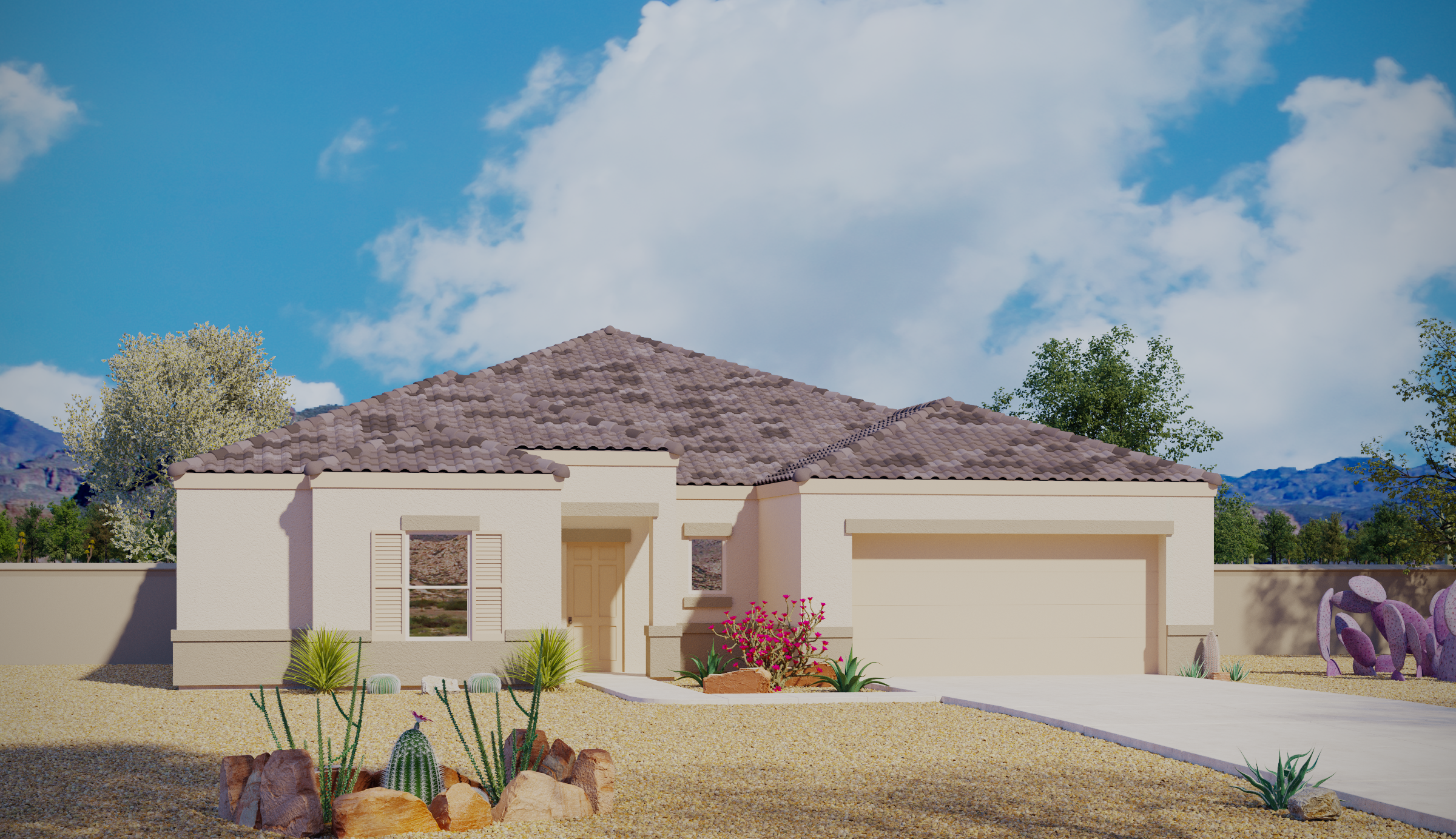 D.R. Horton Saguaro Bloom Freedom Parks - Plan 1726 Single Family Home for Sale