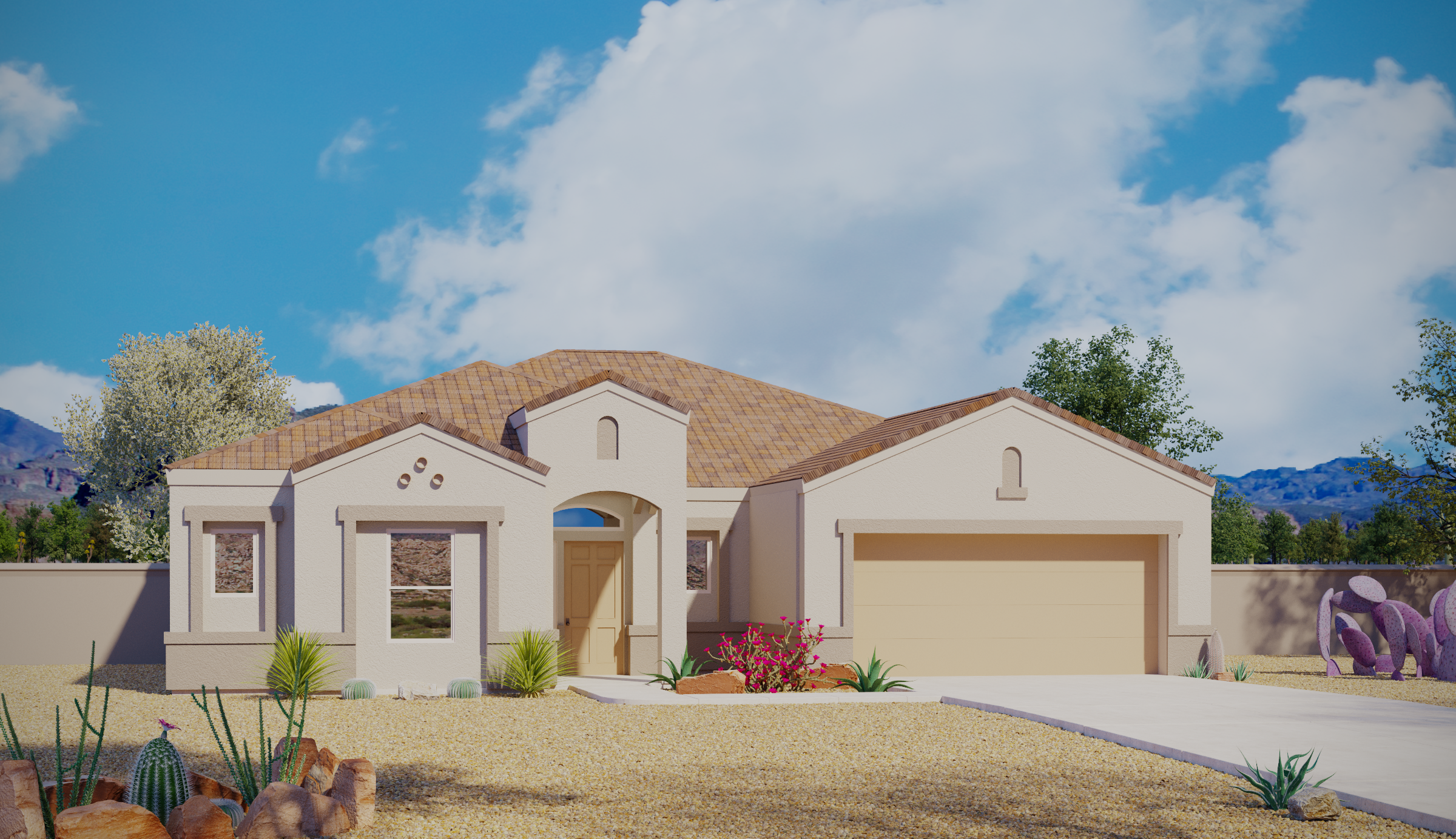 D.R. Horton Saguaro Bloom Freedom Lincoln -Plan 1888 Single Family Home for Sale