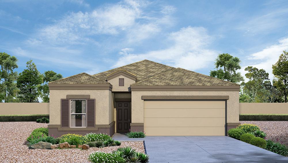 D.R. Horton Palo Verde Ridge Zoe - Plan 3510 Single Family Home for Sale