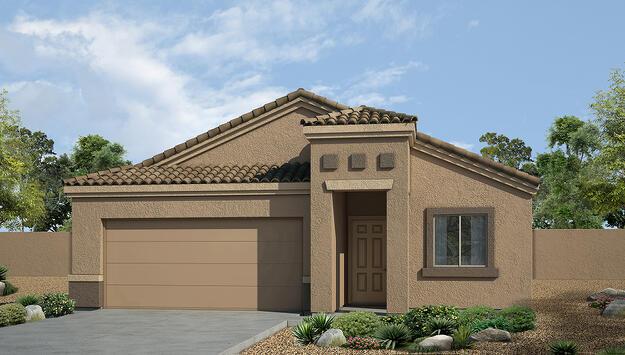 D.R. Horton Palo Verde Ridge Santa Barbara - 3543 Single Family Home for Sale