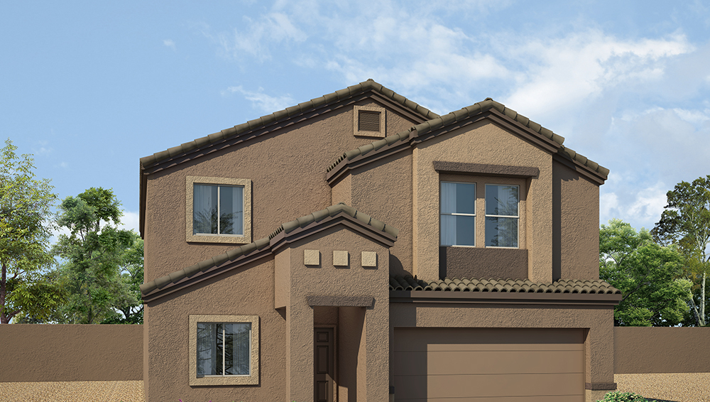 D.R. Horton Palo Verde Ridge Bronco - Plan 3582 Single Family Home for Sale