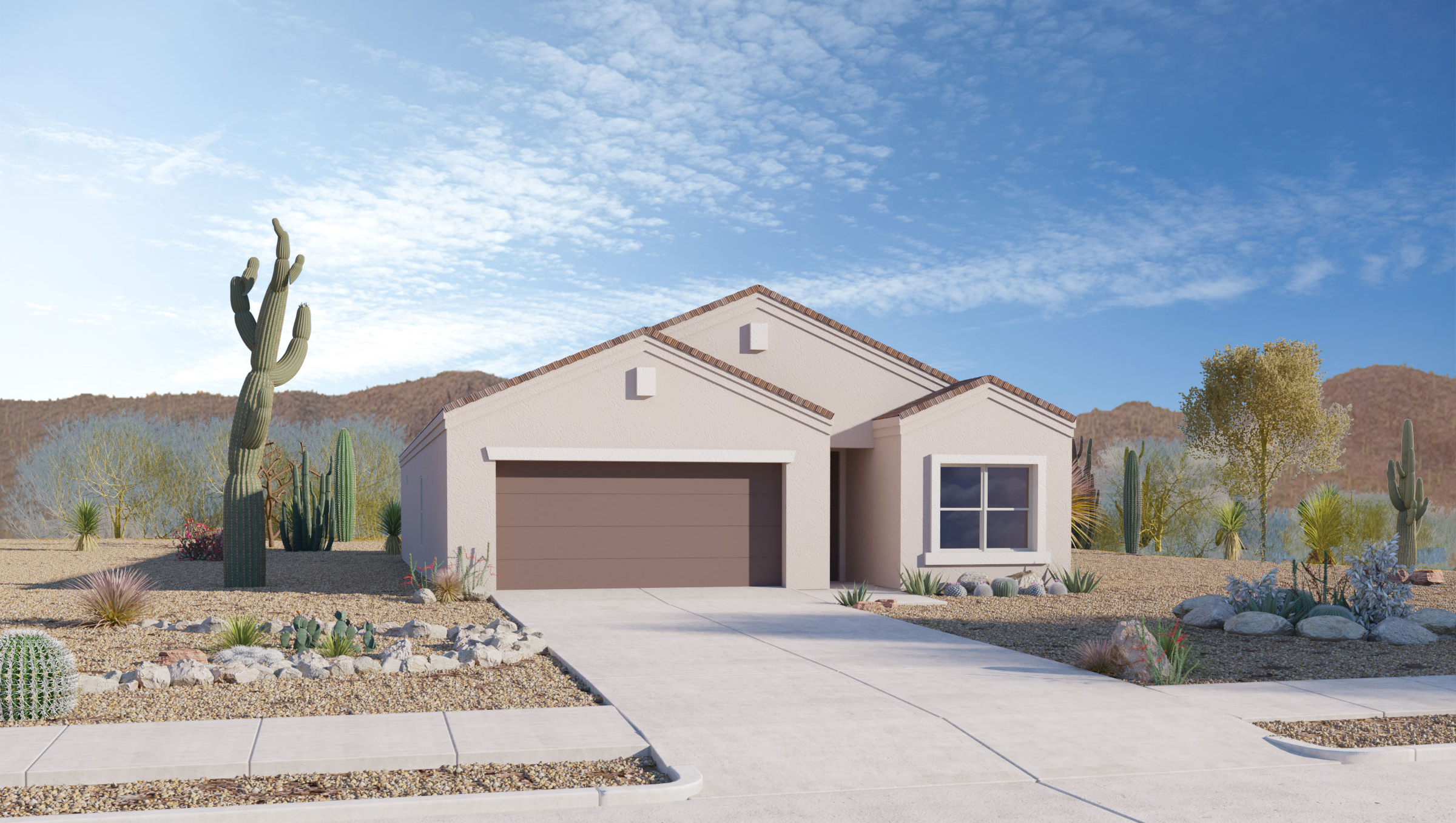 D.R. Horton Saguaro Bloom Mesquite Monroe – Plan 3535 Single Family Home for Sale