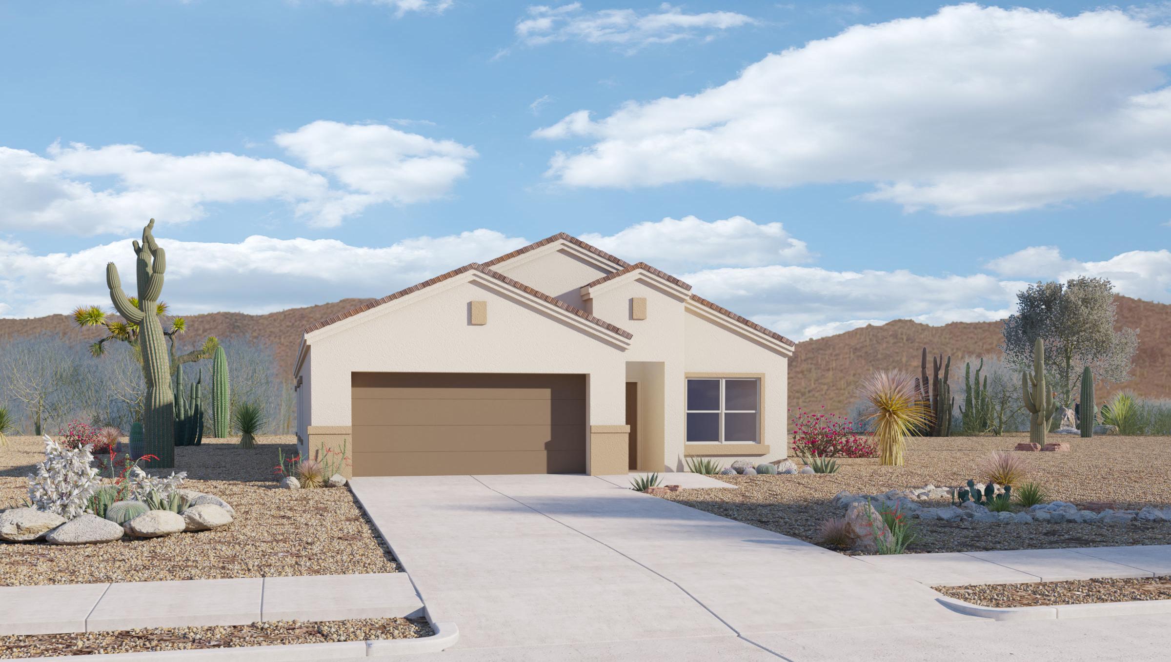 D.R. Horton Saguaro Bloom Mesquite Van Buren – Plan 3542 Single Family Home for Sale