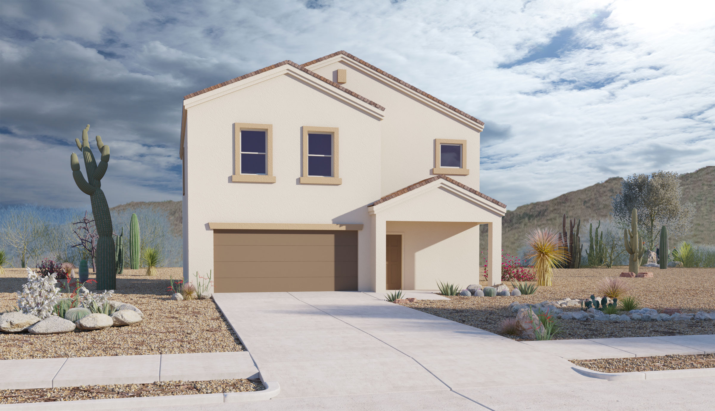 D.R. Horton Saguaro Bloom Mesquite Harrison – Plan 3550 Single Family Home for Sale