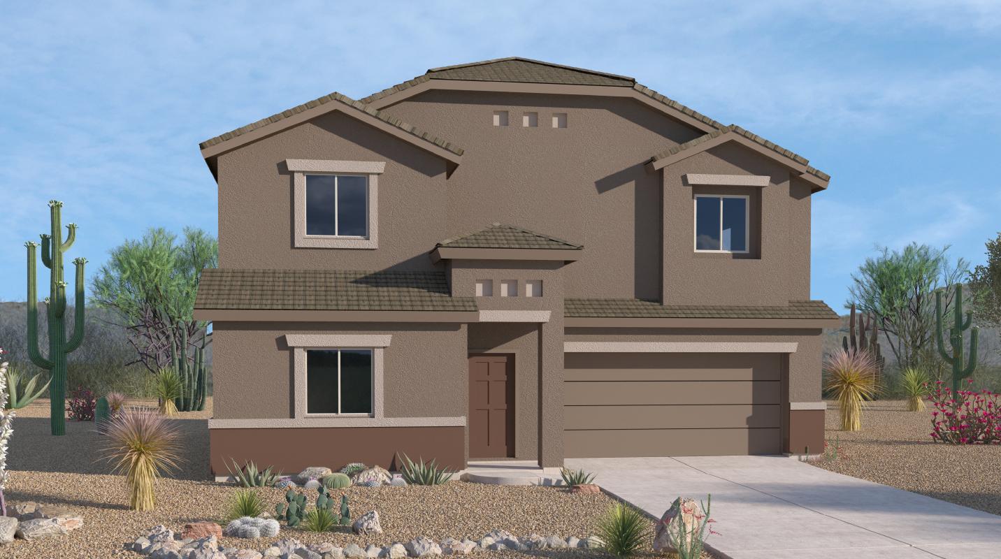 D.R. Horton Vahalla Ranch Estates Pueblo - Plan 4081 Single Family Home for Sale