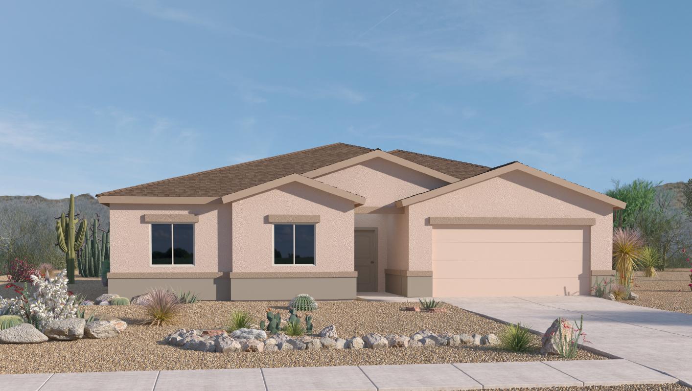 D.R. Horton Vahalla Ranch Estates Orchid - Plan 4818 Single Family Home for Sale