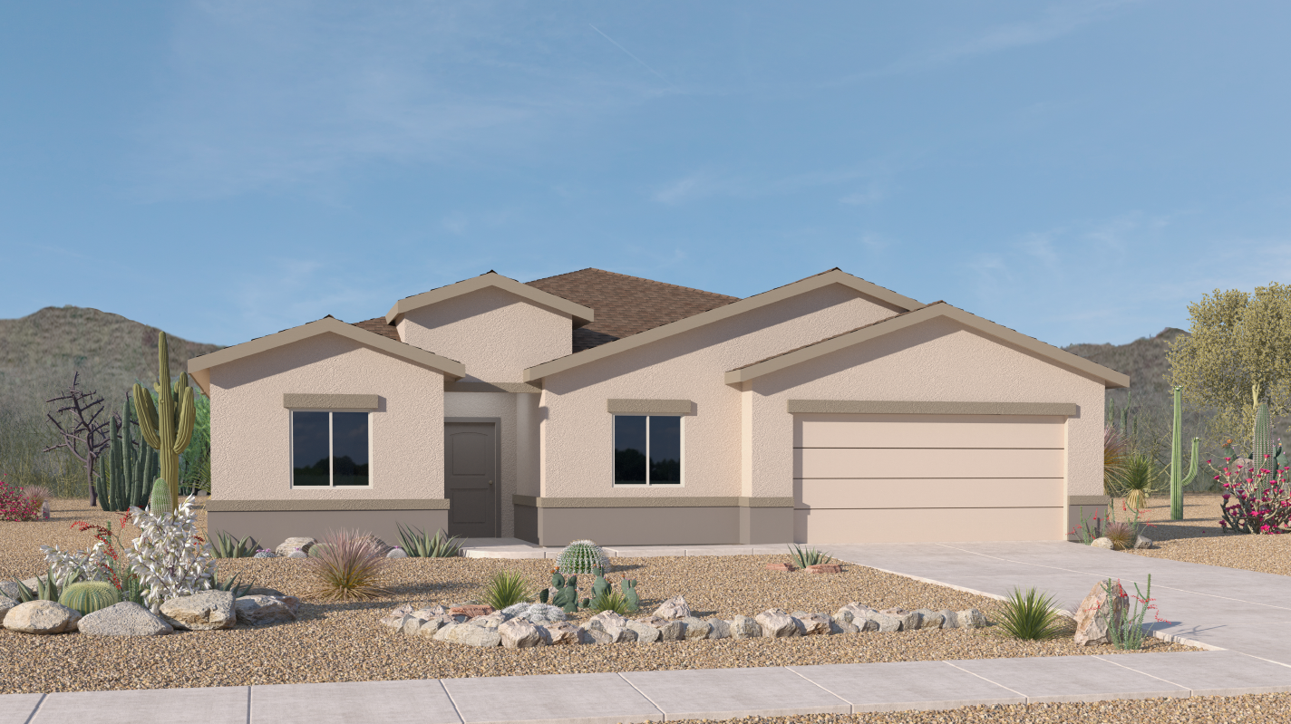 D.R. Horton Vahalla Ranch Estates Rose - Plan 4822 Single Family Home for Sale