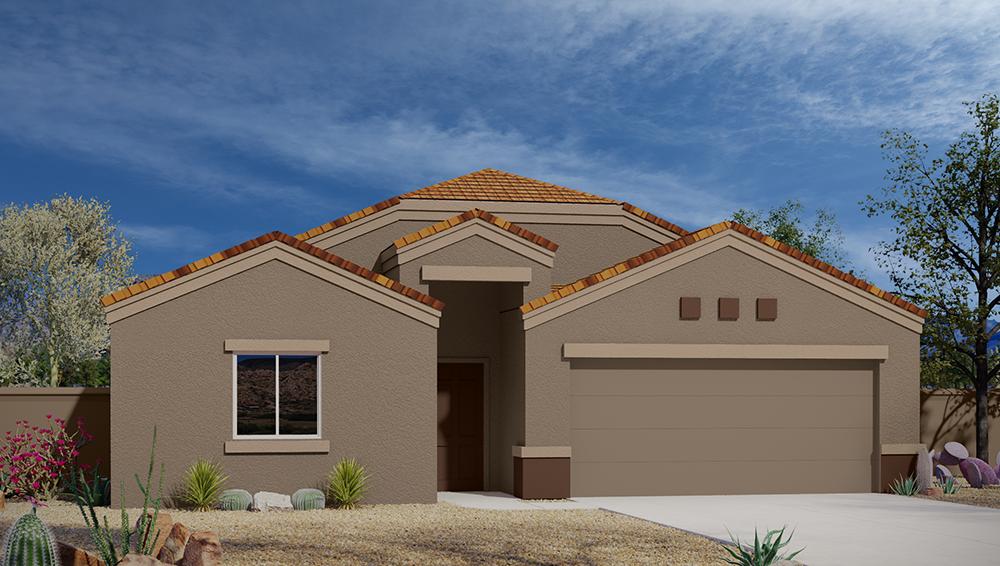 D.R. Horton Santa Cruz Meadows Ocotillo - Plan 4052 Single Family Home for Sale
