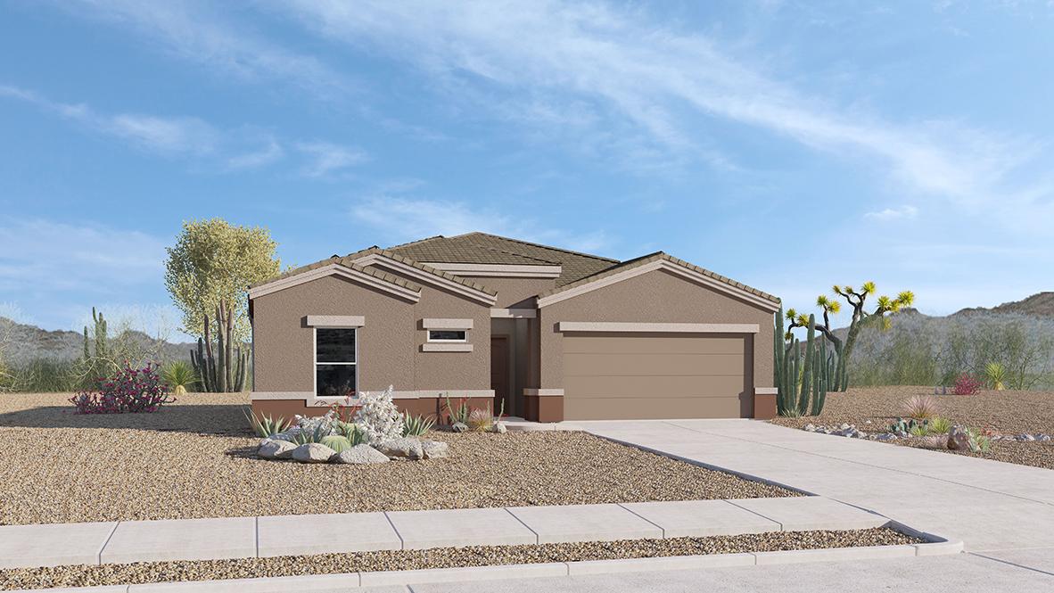 D.R. Horton Santa Cruz Meadows Jasmine - Plan 4120 Single Family Home for Sale