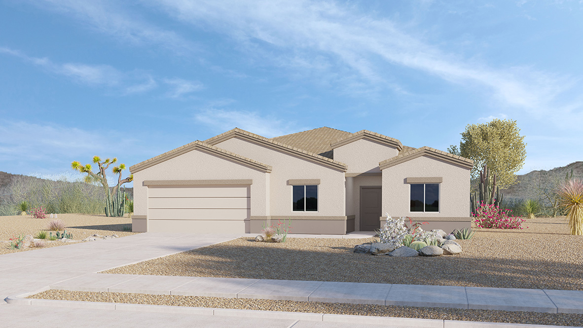 D.R. Horton Santa Cruz Meadows Rose - Plan 4822 Single Family Home for Sale