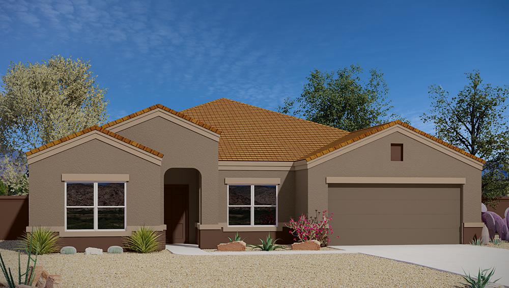 D.R. Horton Santa Cruz Meadows Pearl - Plan 5032 Single Family Home for Sale
